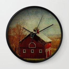 Shawangunk Farm Wall Clock