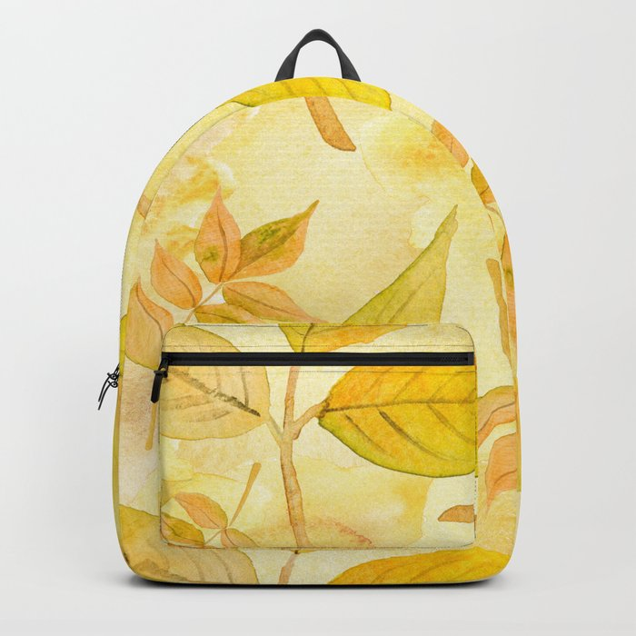 Autumn leaves #13 Backpack