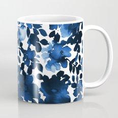 Sophia Floral Blue Mug