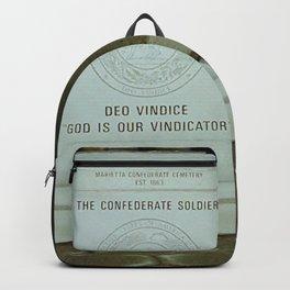Civil War Monument Backpack