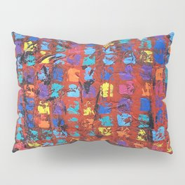 Abstract - The Truth in the Ashes Pillow Sham