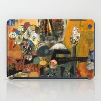 gumball iPad Cases featuring Gumball Golden Hour by Jesse Reno