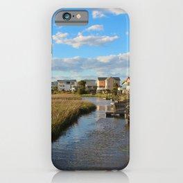Coastal Marshes iPhone Case
