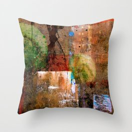 The city wants to grow ... away with it? Throw Pillow