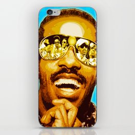 """STEVIE WONDER: iWONDER"" iPhone Skin"