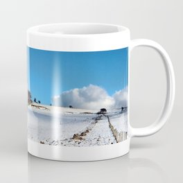 Rolling clouds in the peak district Coffee Mug