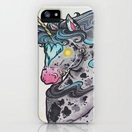 Heart Headed Horse iPhone Case