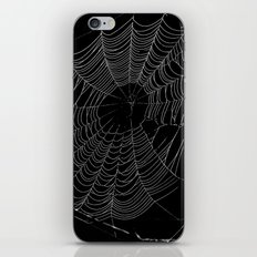 Spiderweb iPhone & iPod Skin