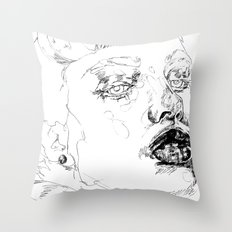 You Know Throw Pillow