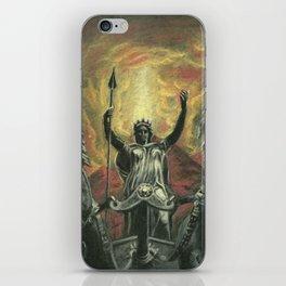 Boudica & Vesuvius iPhone Skin