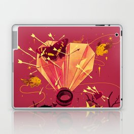2 Hearts 2 Love Laptop & iPad Skin