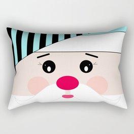 Santa Claus 3 Rectangular Pillow