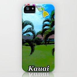 Kauai iPhone Case