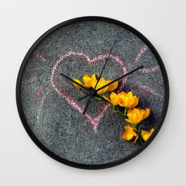 Sunshine Of Your Love Wall Clock
