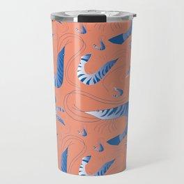 Blue Riviera Prawns Travel Mug