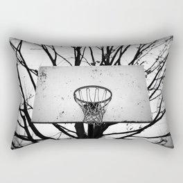 Kobe's Court in Philadelphia Rectangular Pillow