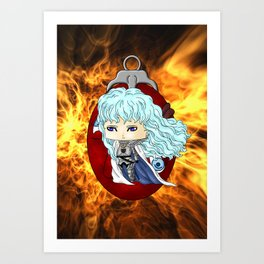 Griffith Art Print