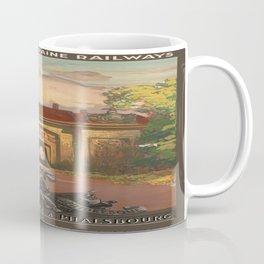 Vintage poster - France Coffee Mug