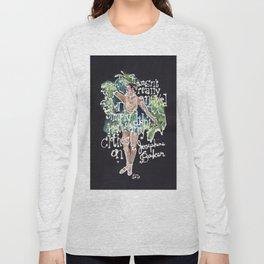 Josephine Baker Long Sleeve T-shirt
