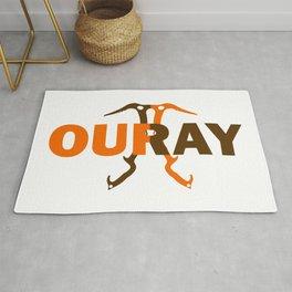 Ouray Colorado Rug