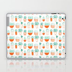 cacti pattern Laptop & iPad Skin