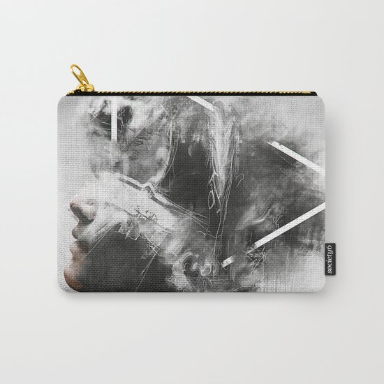 Nefretete Carry-All Pouch