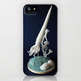 Paleozoic Sea Creature: Squid iPhone Case