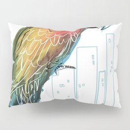 Polly in the City Pillow Sham