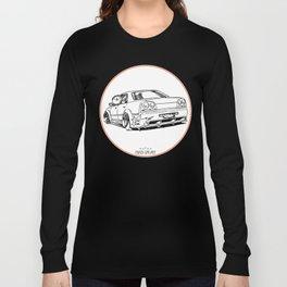 Crazy Car Art 0215 Long Sleeve T-shirt