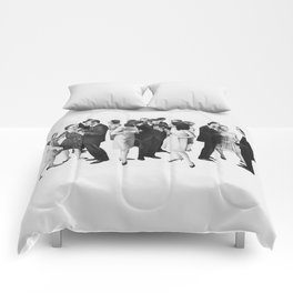 the cold war Comforters