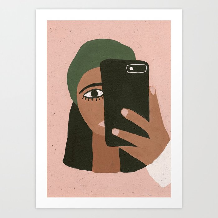 This is Coco Art Print