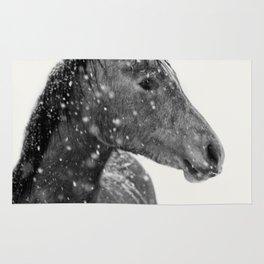 Horse Animal Photography Rug