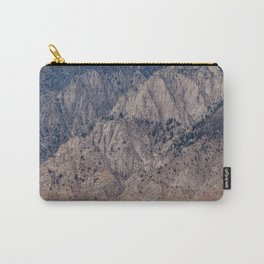 Mountain Layers (Eastern Sierra Nevadas, California) Carry-All Pouch
