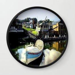 Flagstaff Hill Maritime Village Wall Clock