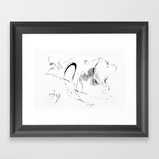 Line 6 Framed Art Print