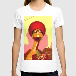 Vintage: The Zulu Hat T-shirt