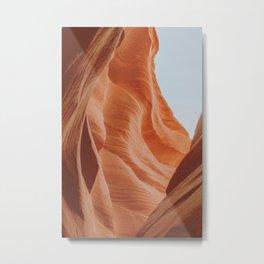 Antelope Canyon XII / Arizona Desert Metal Print