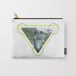 Equus caballus Carry-All Pouch