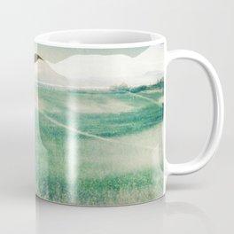 MM 410 . White Lines x Mountain Lines Coffee Mug