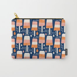 Creamsicle Carry-All Pouch