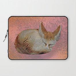 Sleeping fox. Laptop Sleeve