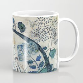 nature【Japanese painting】 Coffee Mug