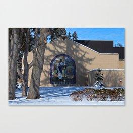 Lourdes University I Canvas Print