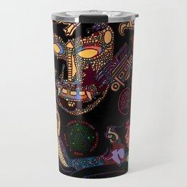 Mexican Mix Travel Mug