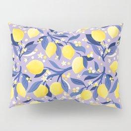 Lemon Mimosa Pillow Sham