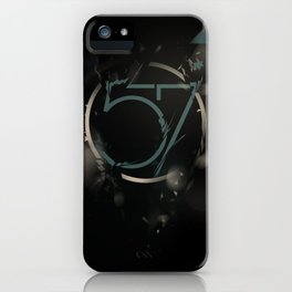 57 iPhone Case