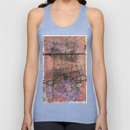 You Are The Artiste Of The Touch Sensitive Deal Unisex Tank Top