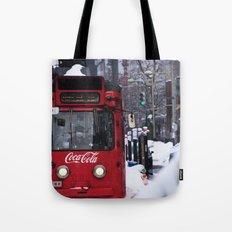 China Coca Cola Tote Bag
