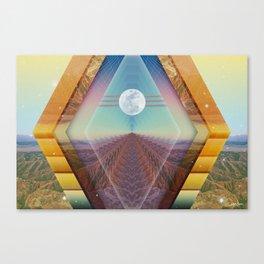 Internal Canvas Print