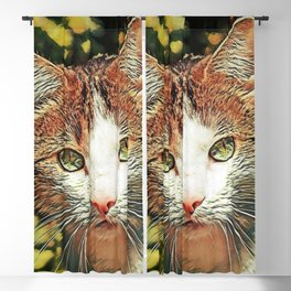 Cute Cat Collection 13 Blackout Curtain